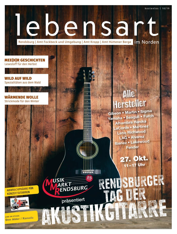 Lebensart im Norden | Rendsburg | Oktober 2019 by ...