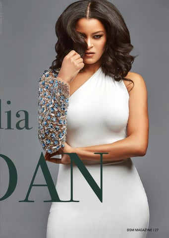 Page 27 of Cover story with Claudia Jordan