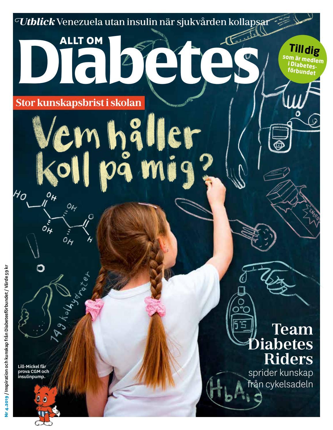 diabetes tipo 1 de molly sanden