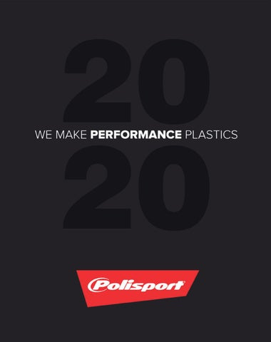 Polisport 90547 Plastic Body Kit Black