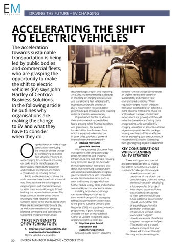 Page 30 of Driving the Future - EV Charging