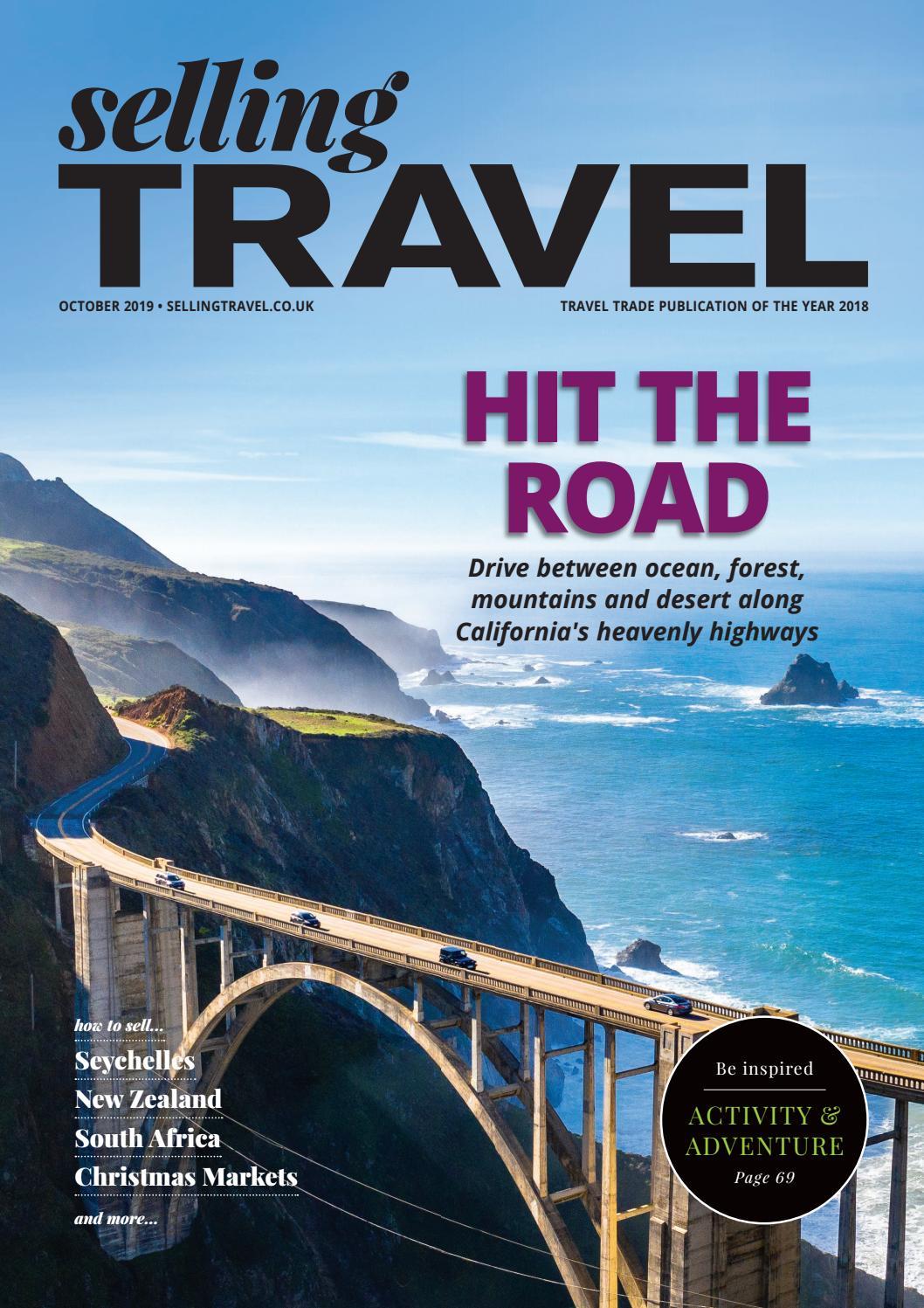 Selling Travel Magazine October 2019 By Bmi Publishing