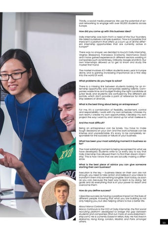 Page 35 of Bridging the gap between students and companies