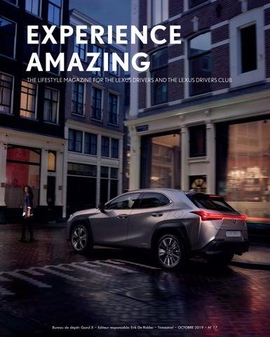 Lexus Magazine nr 17 FR by AMGroup issuu