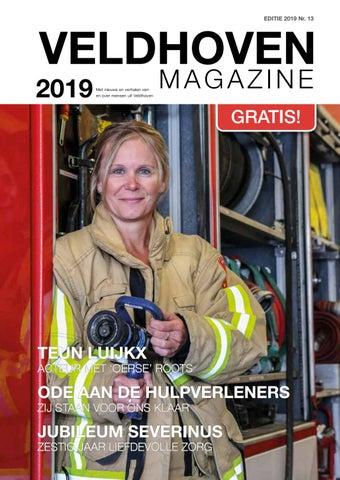 Veldhoven Magazine 2019 By Karbeel Issuu
