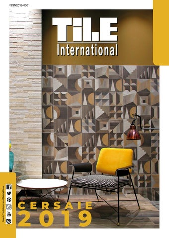 Tile International 2 2019 By Tile Edizioni Issuu