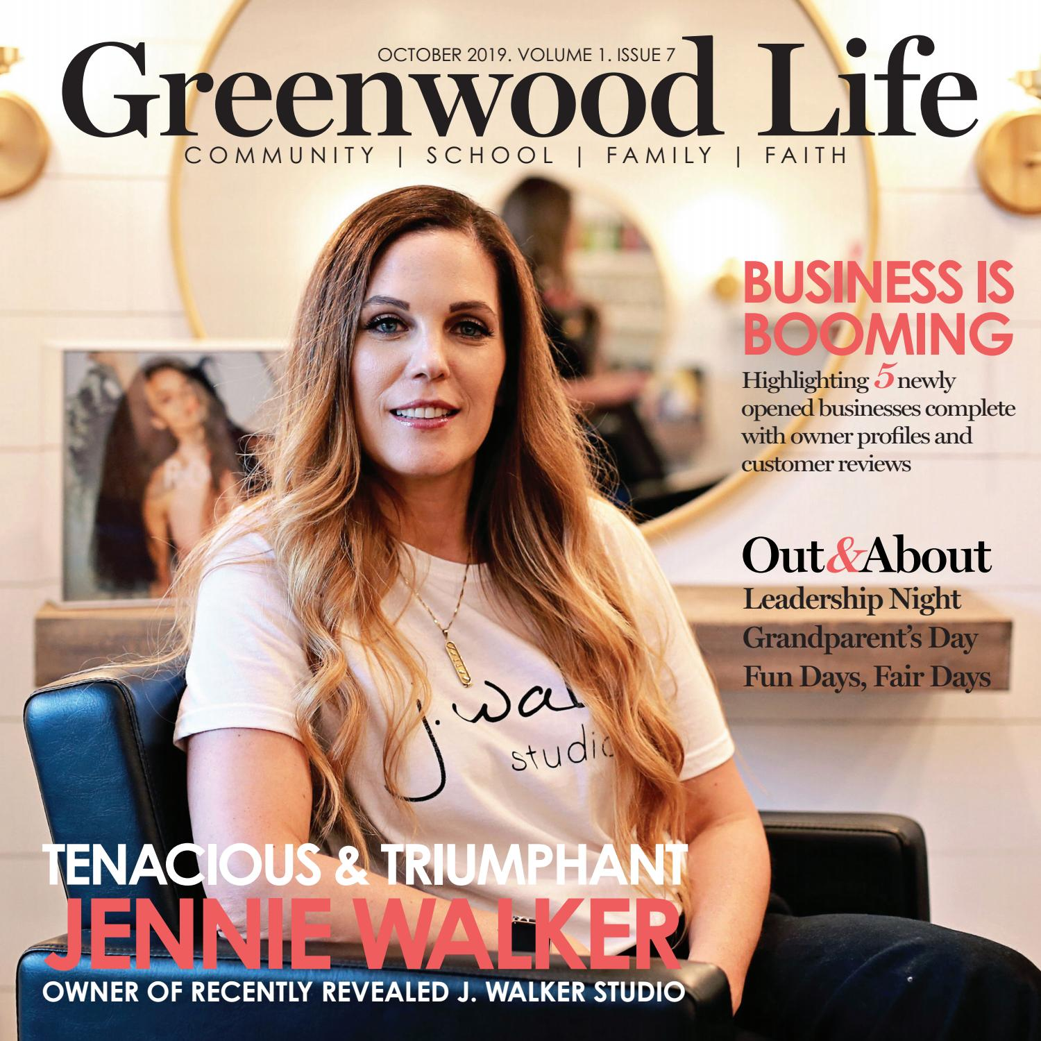 Greenwood Life October 2019 By Times Record Issuu