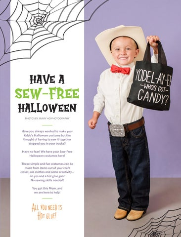 Page 31 of Have a Sew-Free Halloween