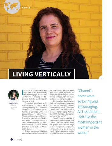 Page 12 of LIVING VERTICALLY