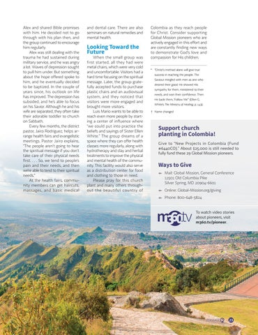 Page 23 of Ministering on the Mount of Olives