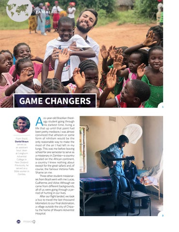 Page 24 of GAME CHANGERS