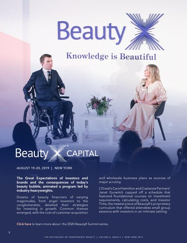 Page 10 of BeautyX Capital Summit