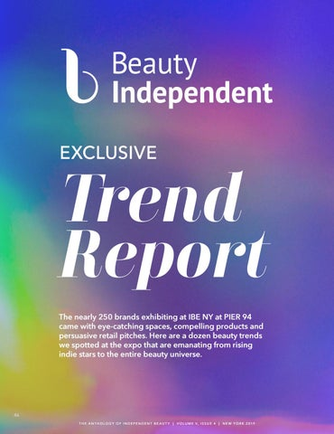 Page 48 of Beauty Independent Trend Report
