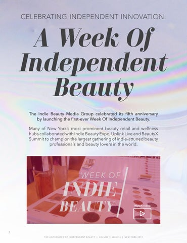 Page 4 of A Week Of Independent Beauty