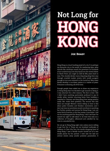 Page 22 of Not Long for Hong Kong