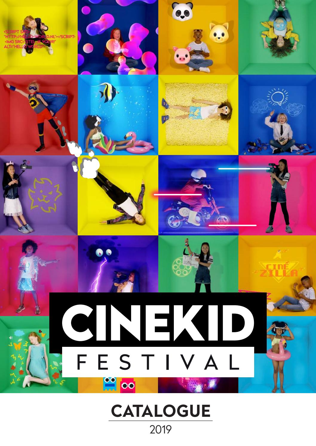Cinekid Catalogue 2019 By Cinekid Issuu