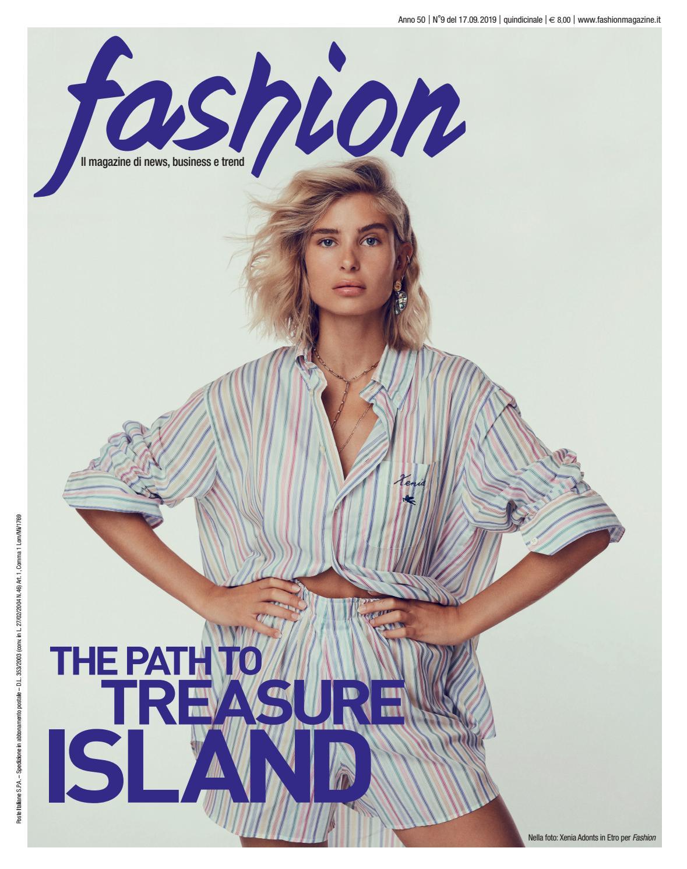 FASHION N 9 2019 by Fashionmagazine issuu
