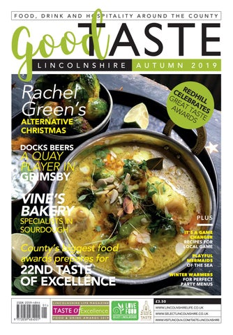 Good Taste Autumn 2019 By Visit Lincoln Issuu