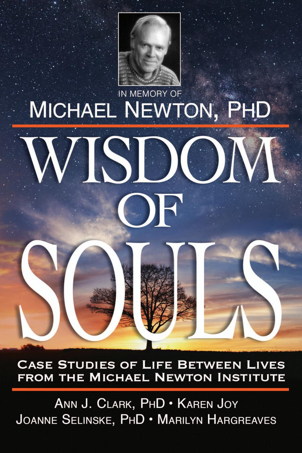 Wisdom of Souls, by The Newton Institute by Llewellyn ...