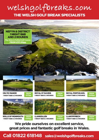 Page 48 of The Welsh Golf Break Specialists