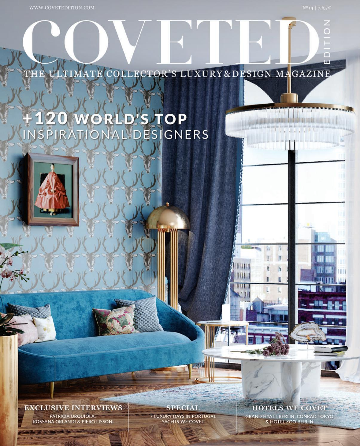 Coveted Magazine 14th Edition By Trend