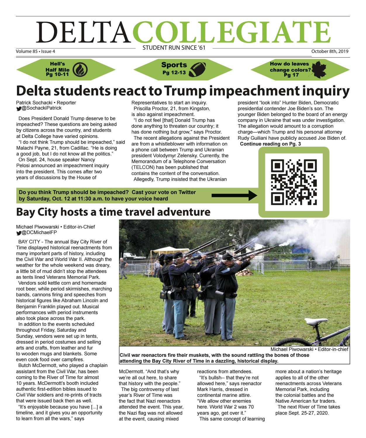 Ogemaw County Fair 2020.October 8 2019 By Deltacollegiate Issuu