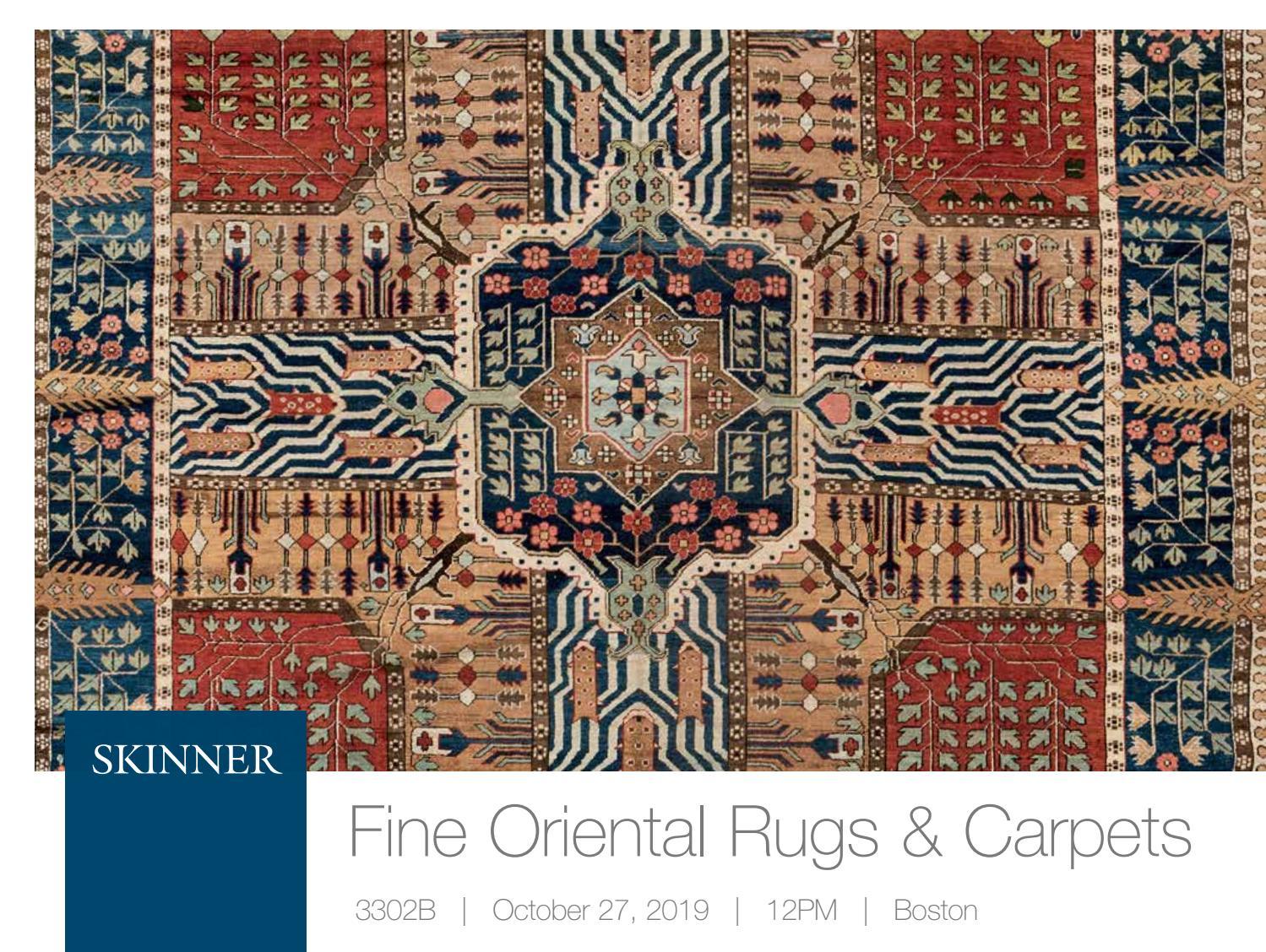 Fine Oriental Rugs Carpets Skinner