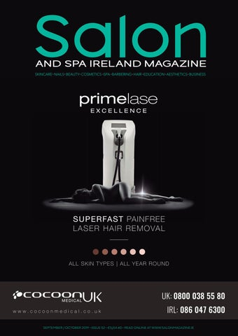 Salon and Spa Ireland Magazine Oct 2019 by Salon & Spa ...