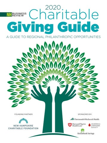Best Charities To Donate To 2020.2020 Nh Business Review Charitable Giving Guide By Mclean