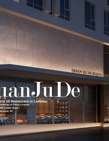 Page 43 of QuanJuDe ☆ 5D Restaurant to Launch in YVR
