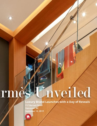 Page 55 of Hermès Unveiled ☆ YVR Welcomes Luxury Brand