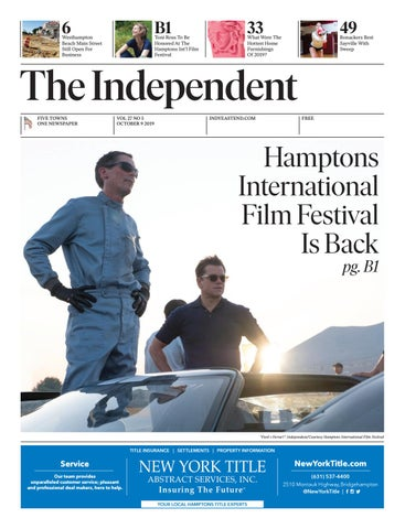 The Independent 100919 by The Independent Newspaper - issuu