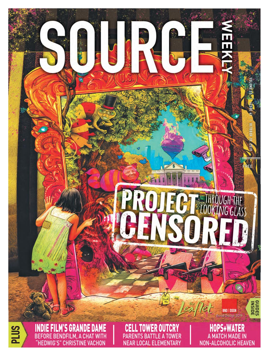 Source Weekly October 10 2019 By The Source Weekly Issuu