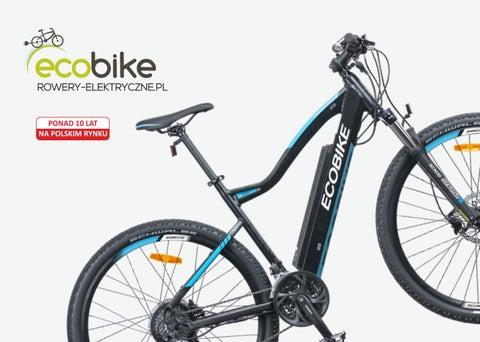 Rowery EcoBike 2020