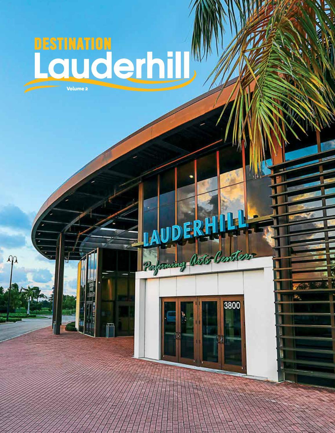 Destination Lauderhill Volume 2 By Destinationlauderhill Issuu