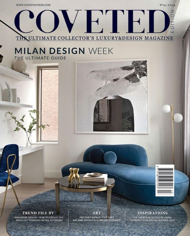 Coveted Magazine 13th Edition by Trend Design Book - issuu