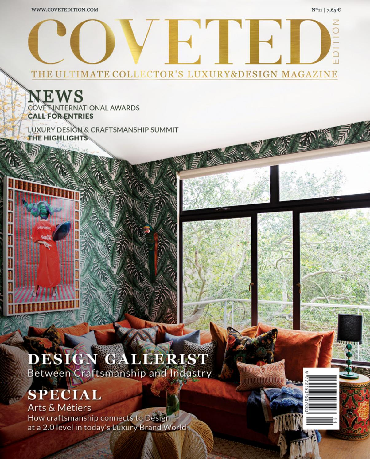 Coveted Magazine 11th Edition By Trend