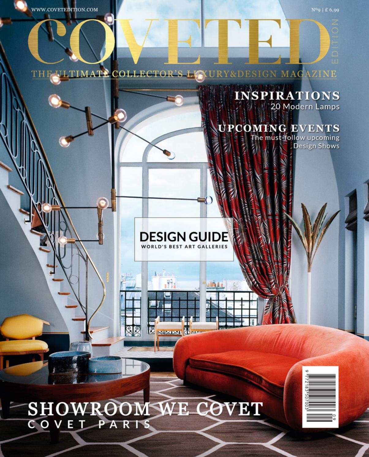 Coveted Magazine 9th Edition By Trend Design Book Issuu