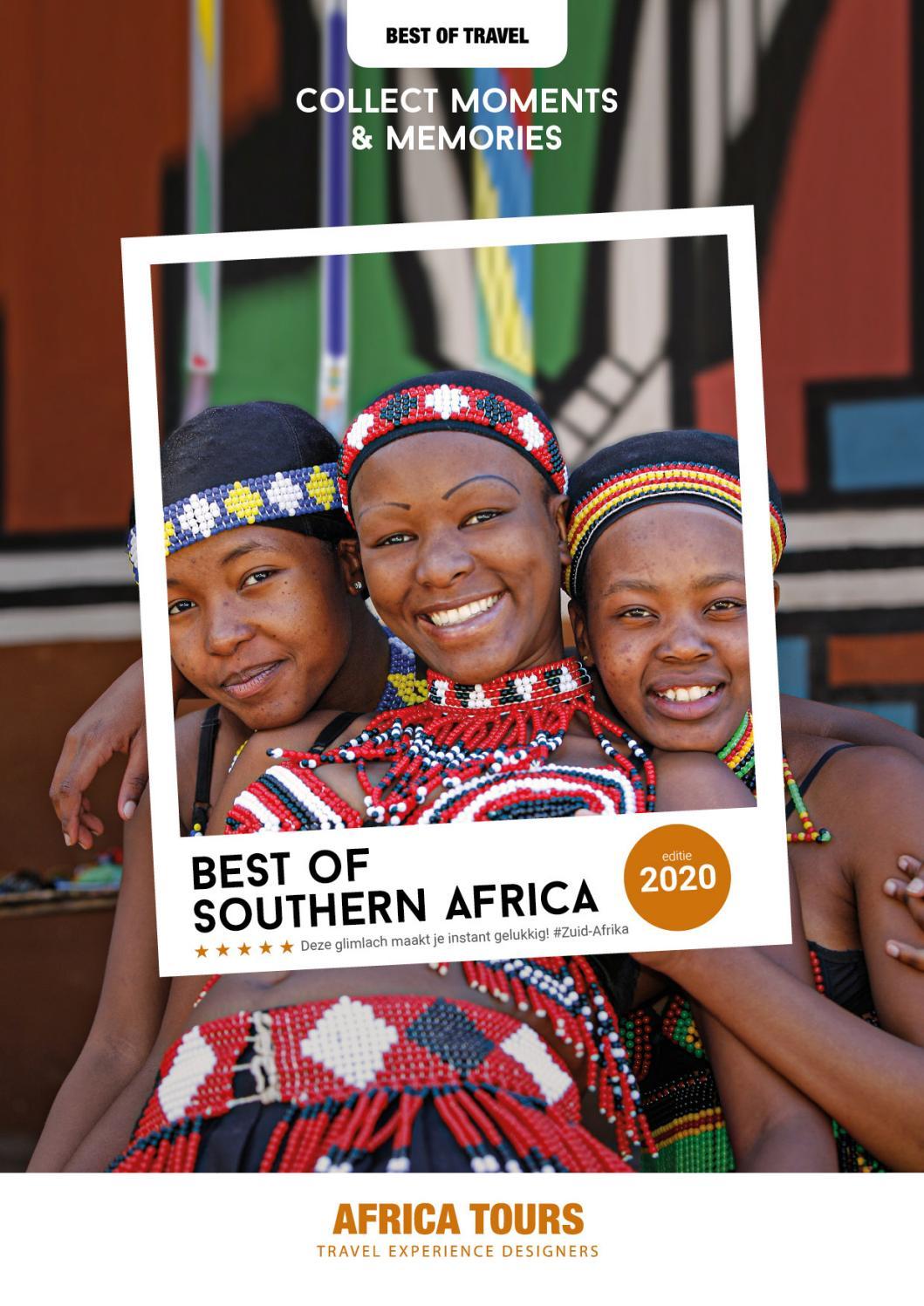 Deze witte lul maakt nog indruk in Afrika