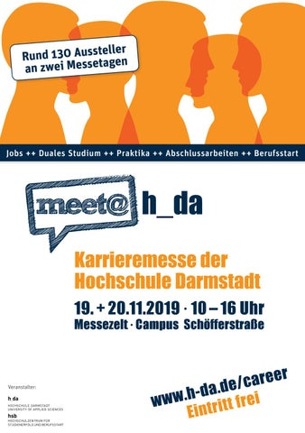 Messeguide H Da 2019 F By Iqb Career Services Ag Issuu