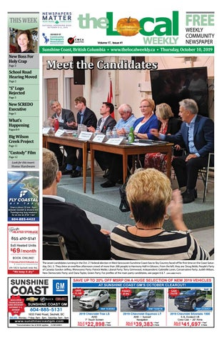 The Local Weekly Oct 10, 2019 by The Local - issuu