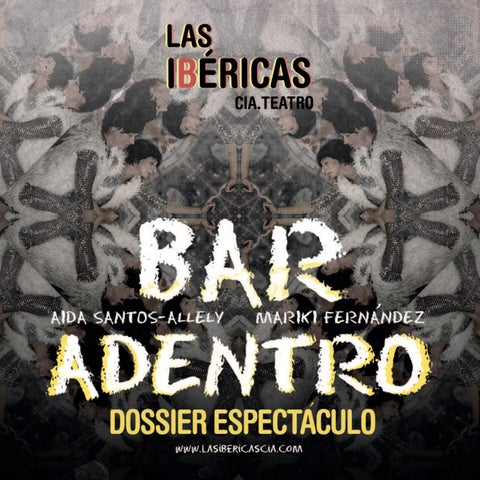 Page 1 of DOSSIER BAR ADENTRO