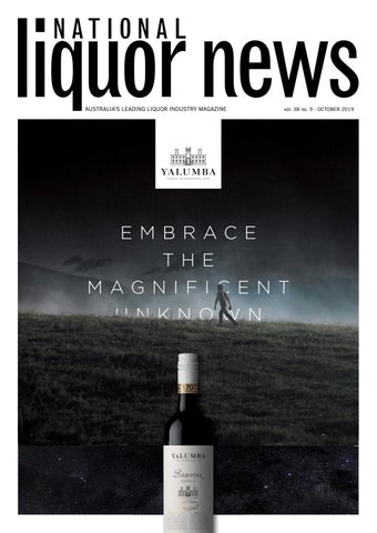 National Liquor News October 2019 by The Intermedia Group