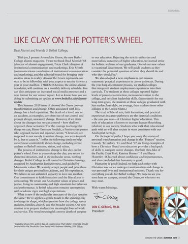 Page 3 of Like clay on the potter's wheel