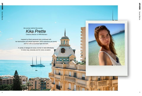 Page 3 of About APM Monaco
