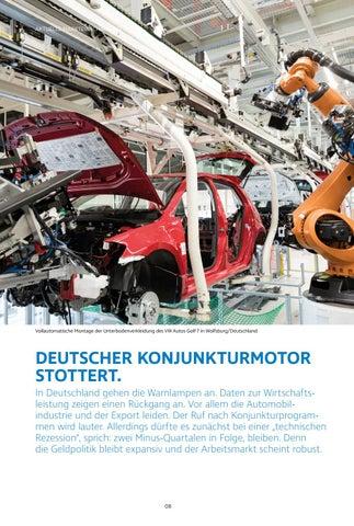 Page 8 of Deutscher Konjunkturmotor stottert