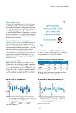 Page 9 of Deutscher Konjunkturmotor stottert