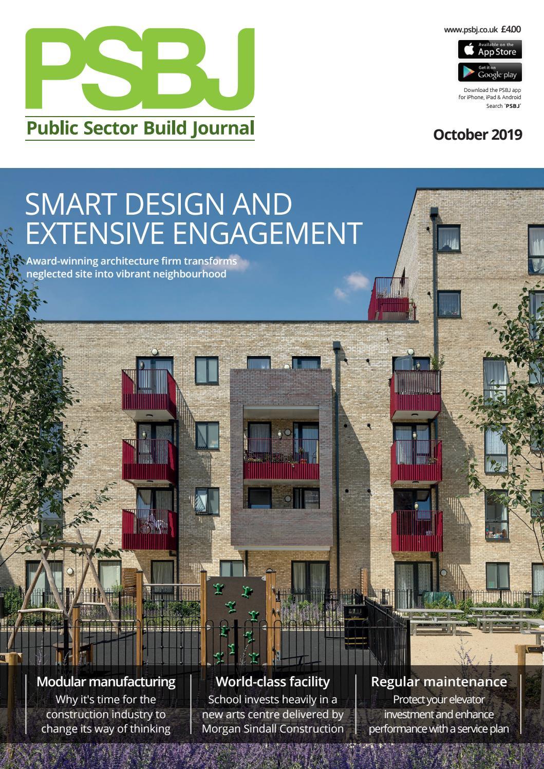 PSBJ October 2019 by Cross Platform Media Ltd  - issuu