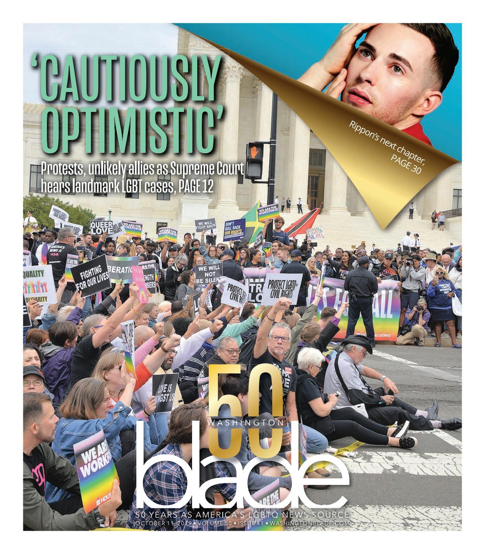 Asier Actor Porno Gay Español washingtonblade, issue 50, volume 41, october 11, 2019