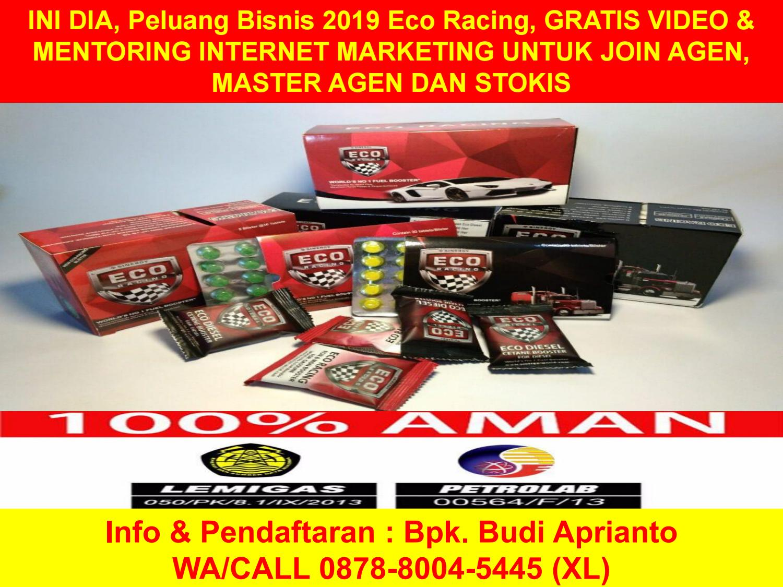 Apa Peluang Usaha Online 2019 Bisnis Eco Racing Penipuan Wa 0878
